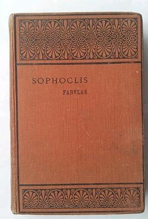 Fabulae (Fabvlae): Sophocles (Sophoclis)