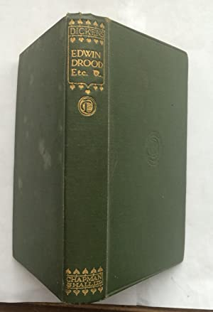 Edwin Drood & Master Humphrey's Clock: Dickens, Charles