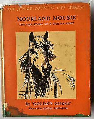 Moorland Mousie: Gorse, Golden