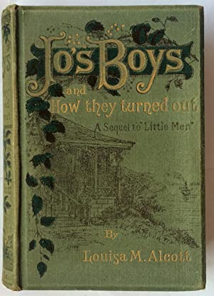 Jo's Boys and How They Turned Out: Alcott, Louisa May