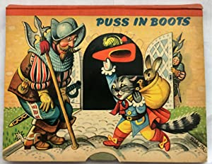 Puss In Boots Pop Up Book: Anon