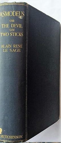 Asmodeus or The Devil on Two Sticks: Le Sage, Alain