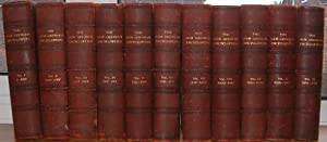 The New Gresham Encyclopedia (11 Volume set): Anon