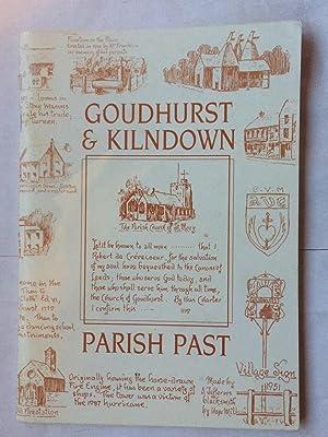 Goudhurst & Kilndown Parish Past: Batchelor, Gordon W.