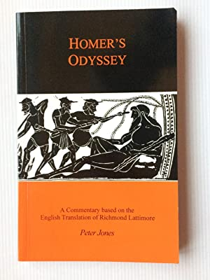 Homer's Odyssey: A Commentary based on the: Homer (edited by