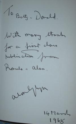 Witness to Viet Nam: Glyn, Alan