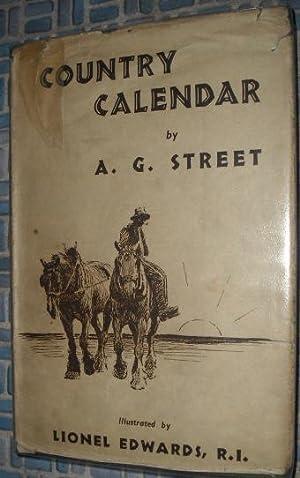 Country Calendar: Street, A.G.