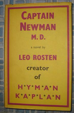 Captain Newman, M.D.: Rosten, Leo