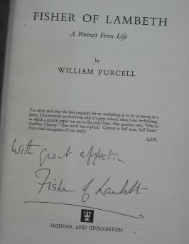 Fisher of Lambeth: A Portrait from Life: Purcell, William