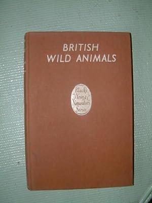 British Wild Animals: Ford, Richard L.E.