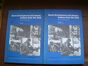 Rural Development and Women: Lessons from the: Muntemba, Shimwaayi (edited