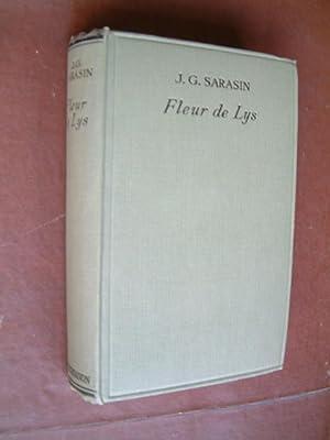 Fleur De Lys: Sarasin, J.G.
