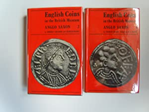A Catalogue of English Coins in the British Museum Anglo-Saxon. 2 Volumes.: Keary, Charles Francis ...