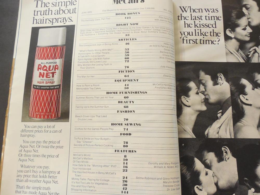 McCall's Jun 1973 Lucille Ball