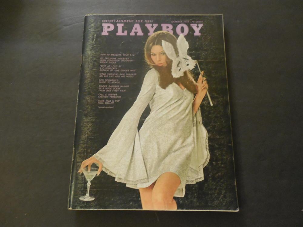 Barbara mcnair playboy nude