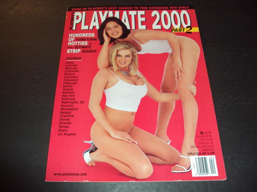 Playmate 2000
