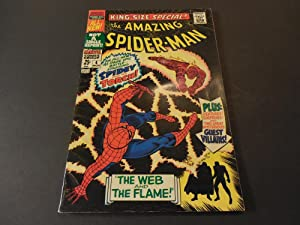 Amazing Spider-Man King Size Spec #4 Nov 1967 Silver Age Marvel Comics