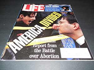 Life July 1992 Garth Brooks; Battle Over