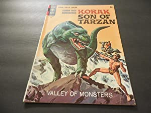 Korak Son Of Tarzan #17 June 1967 Silver Age Gold Key Comics