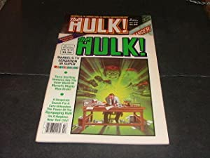 2 Iss The Hulk #s 19-20 Feb,Apr '80 Bronze Age Marvel Mag Uncirculated
