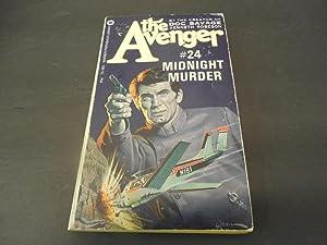 The Avenger #24 - Midnight Murder, Kenneth: Kenneth Robeson