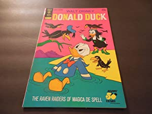 Donald Duck #153 Nov 1973 Bronze Age Gold Key Comics Uncirculated