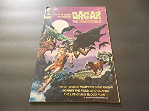Dagar The Invincible #3 1973 Bronze Age Gold Key Comics