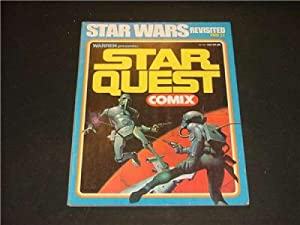 Star Quest Comix Oct '78 Star Wars Revisited Bronze Age Copy B