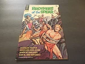 Brothers Of The Spear #3 Dec 1972 Bronze Age Gold Key Comics