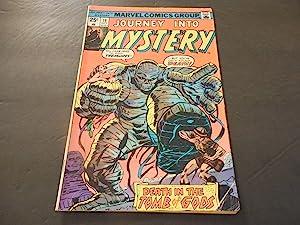 Journey Into Mystery #19 October 1975 Bronze