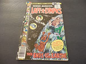Hanna-Barbera's Laff-A-Lympics #12 Feb 1979 Bronze Age