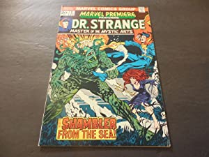 Marvel Premiere #6 January 1973 Bronze Age Marvel Comics Dr Strange