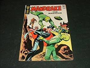 Mandrake The Magician #5 May '67 Silver