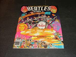 Marvel Super Special #4 Beatles Story Bronze Age Color Mag Uncirculated