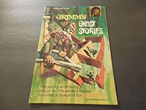 Grimm's Ghost Stories #8 1973 Bronze Age Gold Key Comics