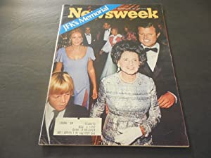 Newsweek Sept 20 1971 JFK Memorial (Who