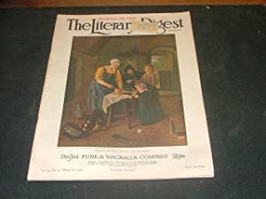 Literary Digest Nov 26 '27 Grace Before Meat