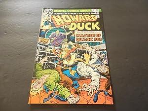 Howard The Duck #3 May 1976 Bronze