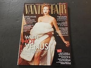 Vanity Fair Jan 1999 Clinton Spin Machine
