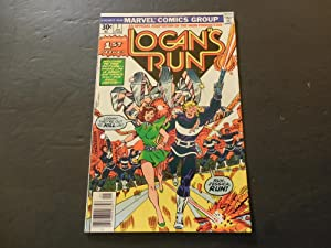 Logan's Run #1 Jan 1977 Bronze Age