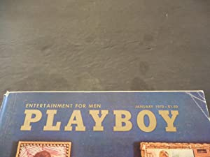 Playboy Feb 1970 How To Throw A