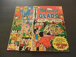 3 Iss Mad House Maad #71,74,83 '69-1972