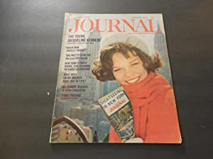 Ladies Home Journal Jan 1962 Young Jacqueline