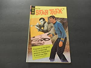 Star Trek #2 1968 Silver Age Gold Key Comics Photo Cover