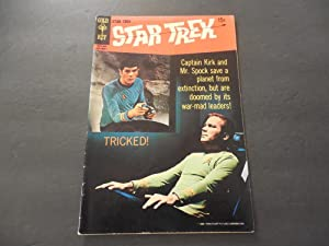Star Trek #5 Sep 1969 Silver Age Gold Key Comics Photo Cover