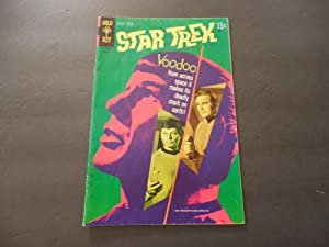 Star Trek #7 Mar 1970 Bronze Age Gold Key Comics Photo Cover