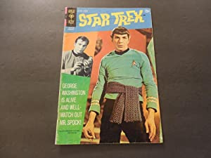 Star Trek #9 Feb 1971 Bronze Age Gold Key Comics Photo Cover