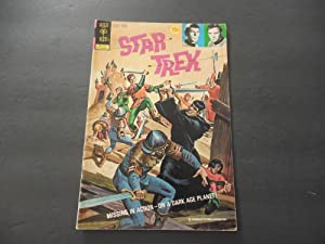 Star Trek #16 Nov 1972 Bronze Age Gold Key Comics Photo Cover