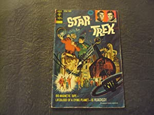 Star Trek #18 1973 Bronze Age Gold Key Comics Photo Cover
