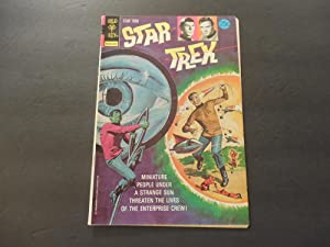Star Trek #25 Jul 1974 Bronze Age Gold Key Comics Photo Cover